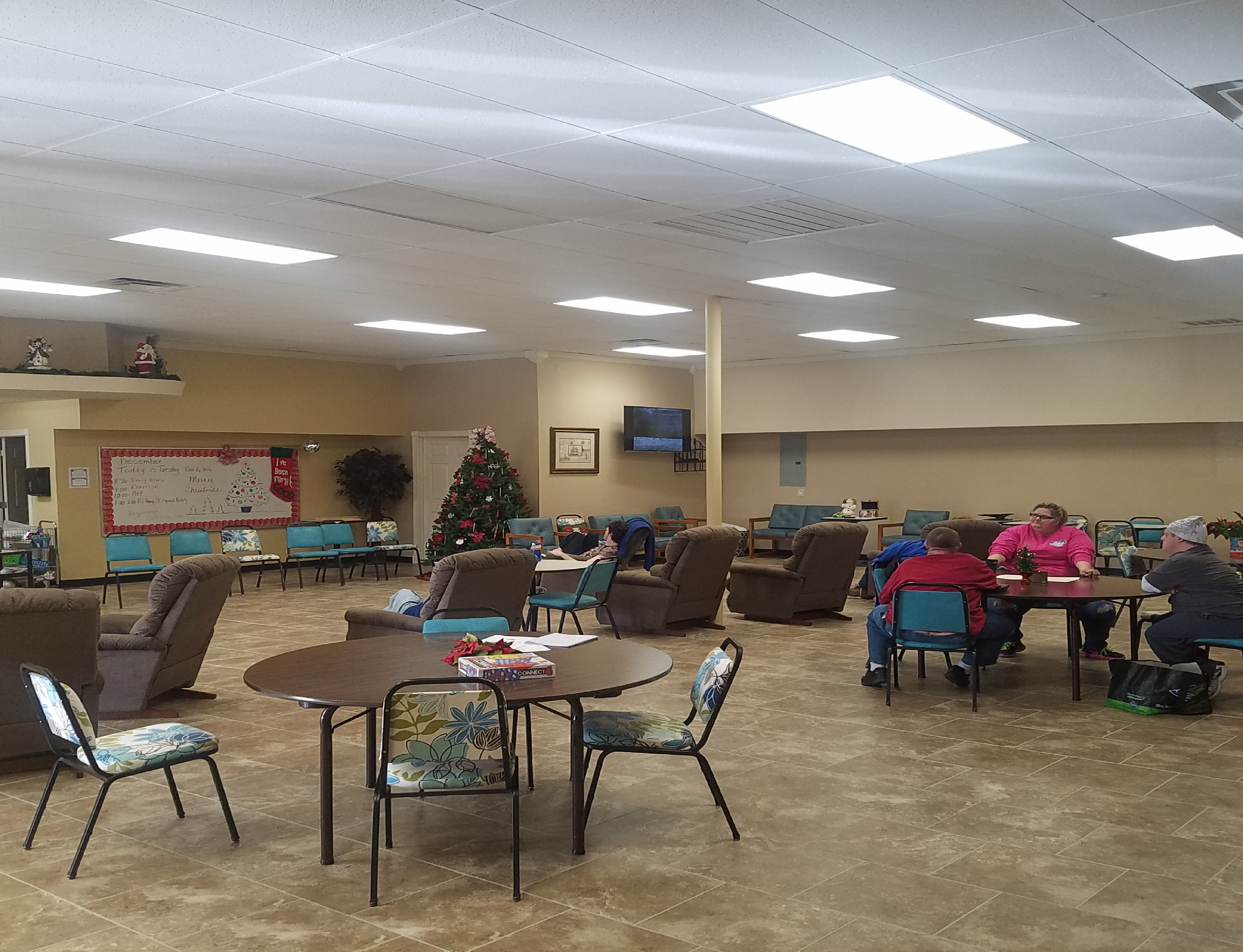 Shot of the Think Ability First Adult Day Center
